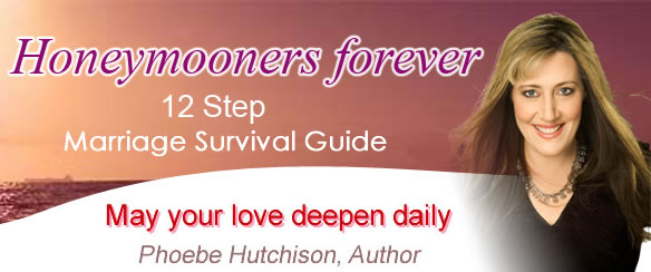Honeymooners Forever - 12 step marriage survival guide